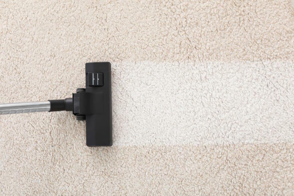 spotless carpet central vacuum